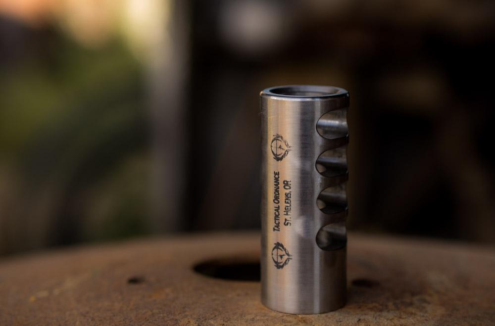 4 Port 458 SOCOM Muzzle Brake